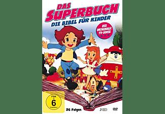Das Superbuch-Original TV Serie (3 DVD Box mit 2 DVD