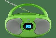 OK. ORC 131-GR STEREO CD Player, Grün