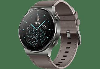 HUAWEI WATCH GT 2 Pro Sport Smartwatch Kunststoff, 140-210 mm, Grau