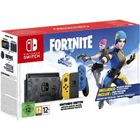 NINTENDO UE Switch - Fortnite Special Edition