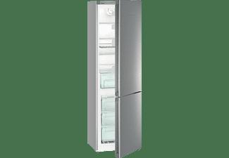 LIEBHERR CNPef 4813-22 Kühlgefrierkombination (D, 2011 mm hoch, Silber)