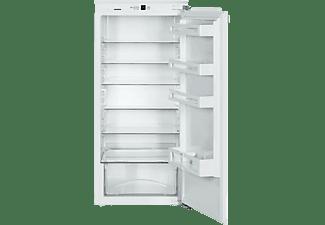 LIEBHERR IK 2320-21 Kühlschrank (F, 1218 mm hoch, Weiß/Silber)