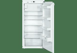 LIEBHERR IK 2324-21 Kühlschrank (F, 1218 mm hoch, Weiß/Silber)