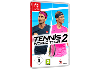 Tennis World Tour 2 - [Nintendo Switch]