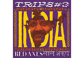 Red Axes - Trips #3: India  - (Vinyl)