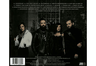 Skillet - Victorious The Aftermath  - (CD)