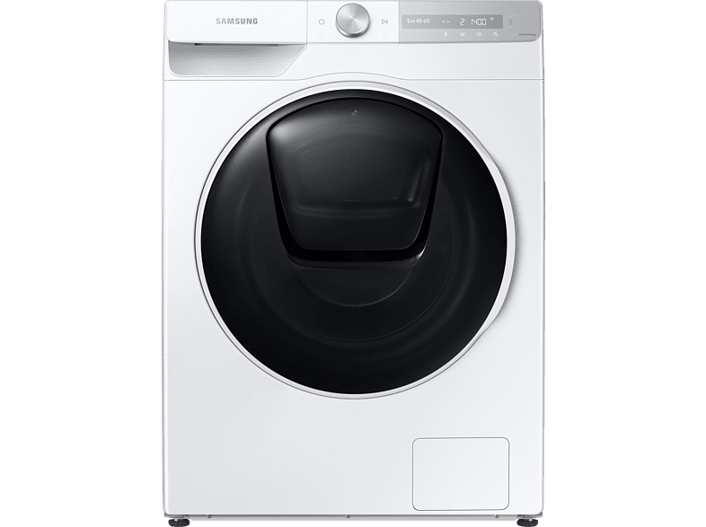 SAMSUNG WW9GT754AWH S2 Waschmaschine 9 kg, 1400 U Min., A
