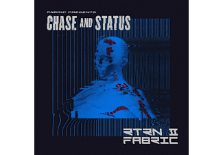 VARIOUS - FABRIC PRESENTS CHASE And STATUS RTRN  - (LP + Download)