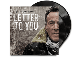 Bruce Springsteen - Letter To You (140g black vinyl)  - (Vinyl)