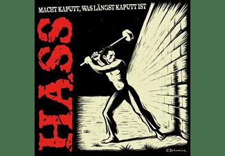 Hass - Macht Kaputt,Was Längst Kaputt Ist  - (CD)
