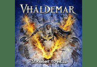 Vhaldemar - Straight To Hell  - (CD)