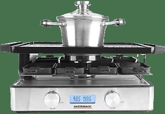 GASTROBACK 42562 Design Advanced Plus Raclette, Fondue
