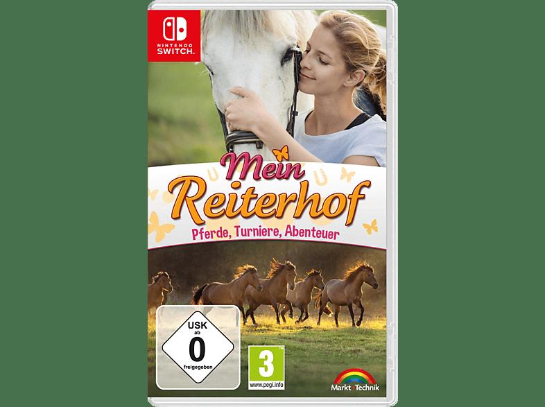 Markt Technik Verlag GmbH Markt Technik Verlag GmbH Mein Reiterhof Pferde, Turniere, Abenteuer Nintendo Switch