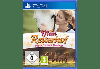 Mein Reiterhof: Pferde, Turniere, Abenteuer - [PlayStation 4]