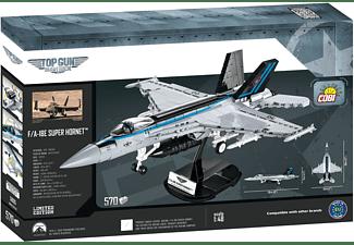 COBI TOP GUN F/18A-E Super Hornet Bausatz, Mehrfarbig