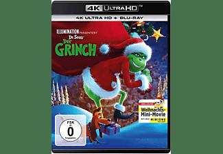 Der Grinch - Weihnachts-Edition 4K Ultra HD Blu-ray + Blu-ray