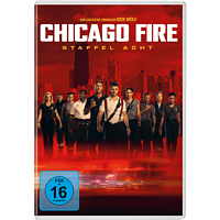 Chicago Fire - Staffel 8 DVD
