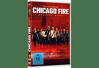 Chicago Fire - Staffel 8 DVD