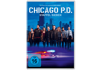 Chicago P.D. - Staffel 7 DVD