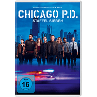 Chicago P.D. - Staffel 7 DVD