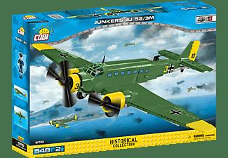 COBI Junkers JU-52/3M G4E 527 KL Bausatz, Mehrfarbig