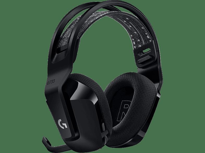 Logitech G733 Gaming Headset (Schwarz)