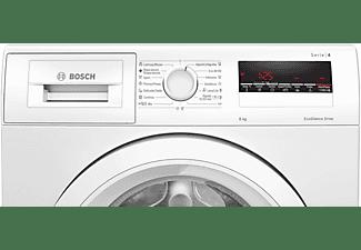 Lavadora carga frontal - Bosch WAN28280ES, 8 kg, 1400 rpm, 11 programas, Blanco