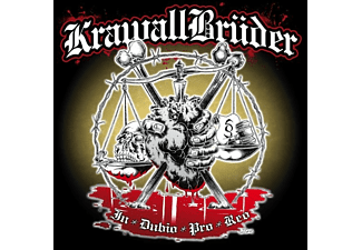 Krawallbrüder - IN DUBIO PRO REO (LIM.180G GREEN VINYL)  - (Vinyl)