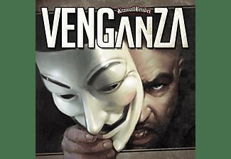 Krawallbrüder - VENGANZA (LIM 180G BLUE/BLACK/WHITE SPLATTER)  - (Vinyl)