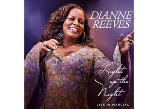 Dianne Reeves - Light Up The Night-Live In Marciac  - (CD)