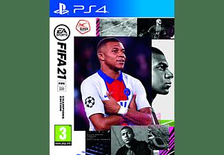 FIFA 21 Champions Edition - [PlayStation 4]