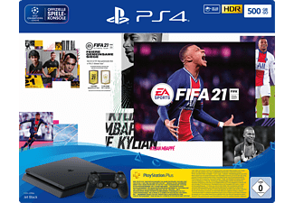 SONY PlayStation 4 500GB Fifa 21 Bundle