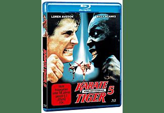 Karate Tiger 5 - König Der Kickboxer Blu-ray