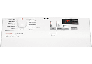 AEG L6TB40460 6000er Serie Waschmaschine (6,0 kg, 1400 U/Min., F)