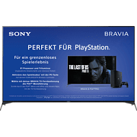 SONY KD-55XH9505 LED TV (Flat, 55 Zoll / 139 cm, UHD 4K, SMART TV, Android TV)
