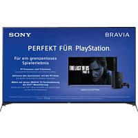 SONY KD-75XH9505 LED TV (Flat, 75 Zoll / 189 cm, UHD 4K, SMART TV, Android TV)