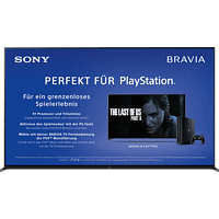 SONY KD-85ZH8 LED TV (Flat, 85 Zoll / 215 cm, UHD 8K, SMART TV, Android TV)