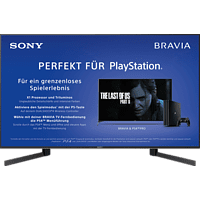 SONY KD-49XH9505 LED TV (Flat, 49 Zoll / 123 cm, UHD 4K, SMART TV, Android TV)