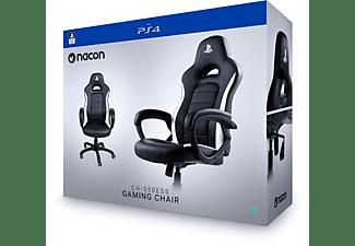 NACON PS4 Gaming Stuhl CH-350ESS Gaming Stuhl, Schwarz