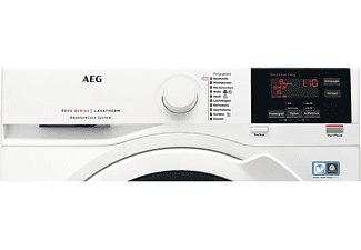 AEG T8DB66580 Wärmepumpentrockner (8 kg, A++)