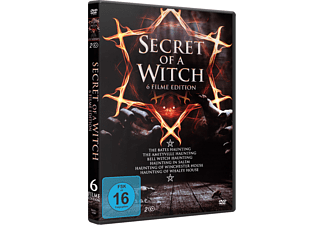 Secret of a Witch DVD