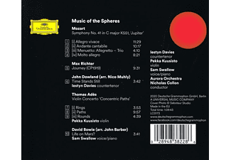 Aurora Orchestra - Music of the Spheres  - (CD)