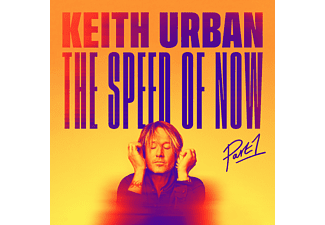 Keith Urban - The Speed of Now Part 1 [CD]