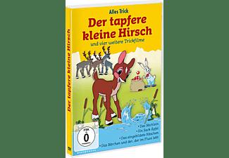 Alles Trick - Der tapfere kleine Hirsch DVD