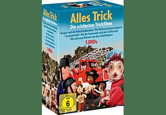 Alles Trick - Die schönsten Trickfilme DVD