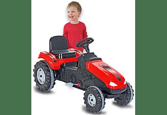 JAMARA Trettraktor Big Wheel Kinderfahrzeug Rot