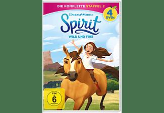 Spirit: Wild und frei - Staffel 2 DVD