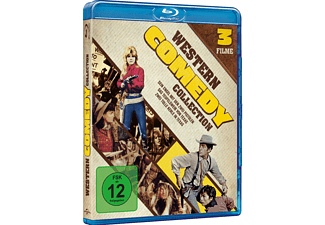 Western Comedy Collection Blu-ray