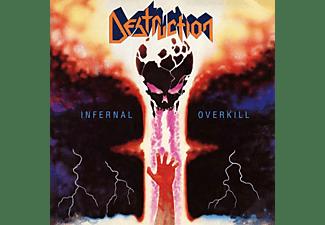 Destruction - INFERNAL OVERKILL (BLACK VINYL+POSTER)  - (Vinyl)