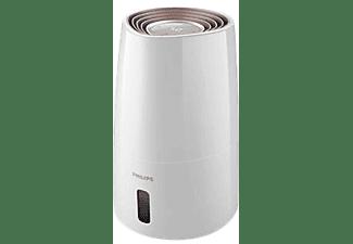 PHILIPS HU3916/10 Luftbefeuchter Weiß/Rotgold (25 Watt, Raumgröße: 45 m²)